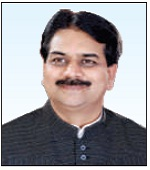 Trustee of PCET Trust Shri. Harshwardhan S. Patil
