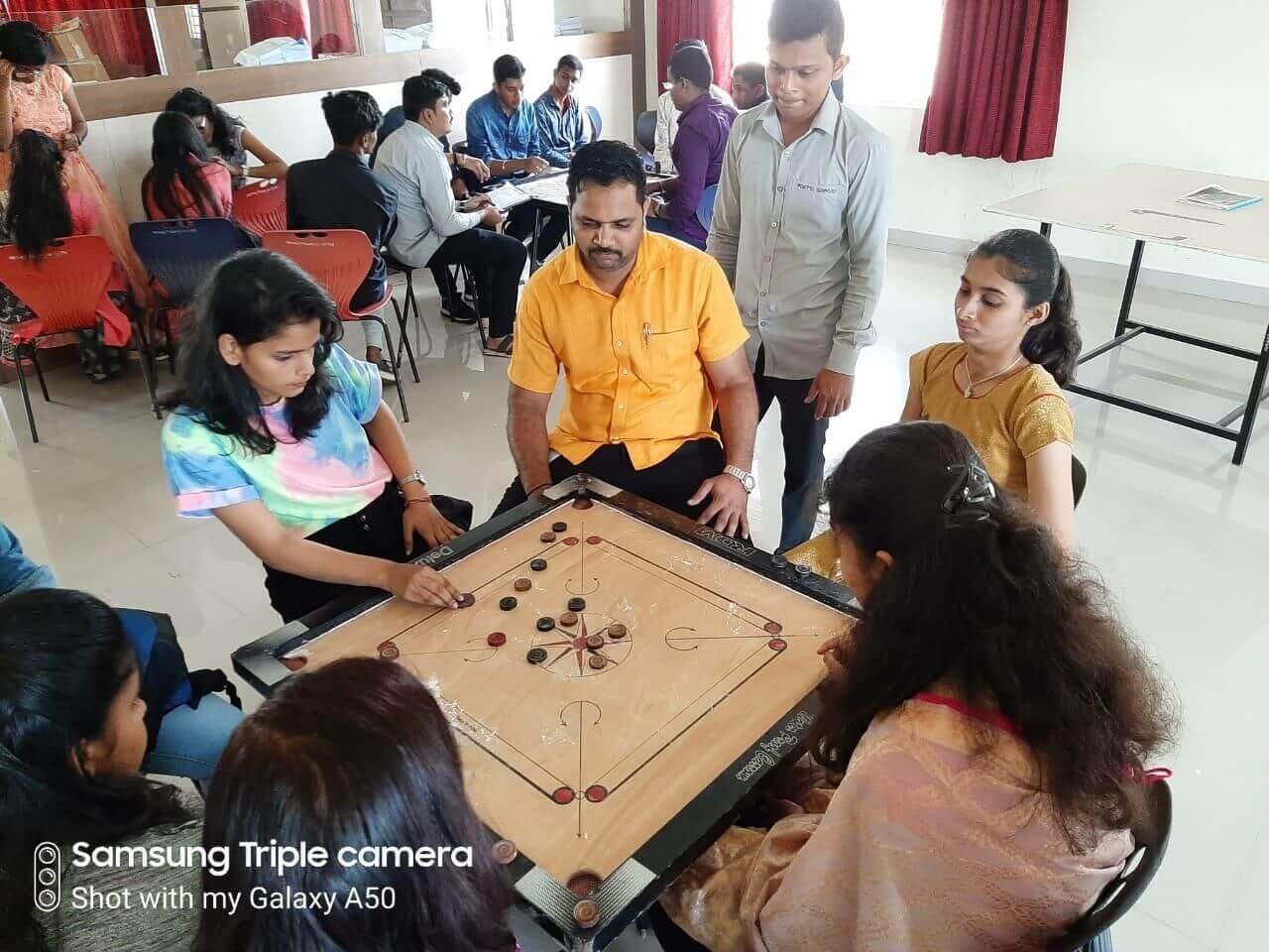 Chess and Carrom Competition at SBPCSC